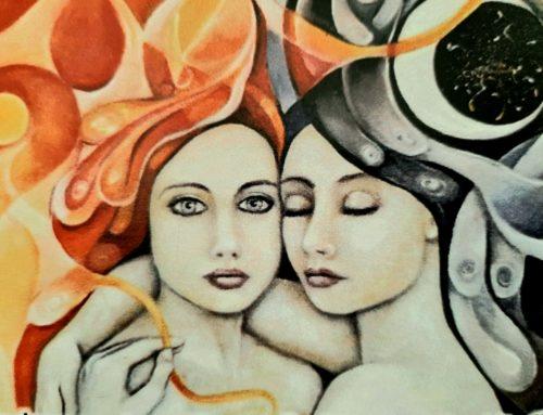 Bagno Sonoro dedicato al  Femminile con il Rituale del Fuoco Sacro