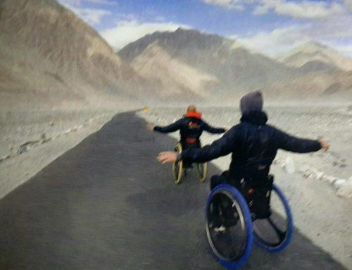 Perché una persona disabile deve dimostrare di essere una persona normale?